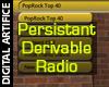 Persitant Radio Stream