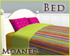 -= Colourful Bed =-