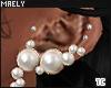 м| Pearls .Earrings