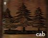 Tree Carving Pillar