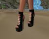 tiffy heels black