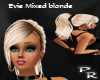 Evie mixed blonde