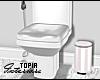 Clean Toilet & Bin.