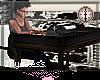 Chalk Typing Desk