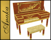 AT Harpsichord, Ornate