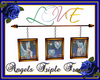 Angel Triple Frame