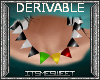 Derivable Spike Necklace