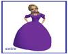 clbc purple b gown