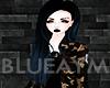 Xaicia - black/blue