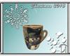 Snowman Coffee Cup