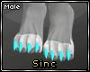 S; Jewl Feet M