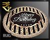 RA: Birthday Rug