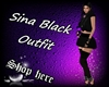 Sina Black Outfit