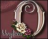 Deco Rose Sticker (O)