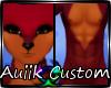 Custom| Garnet Fur M