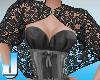 Isabella Shawl Black