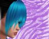 Blue Jen Bangs