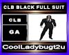 CLB BLACK FULL SUIT