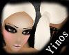 [Yin] White Rachael Hair