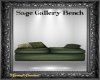 Sage Gallery Bench