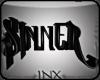 ~X~SinnerWallSign