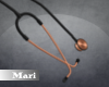 !M! Copper Stethoscope