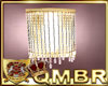 QMBR Crystal Wall Sconce