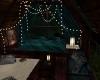 Cabin Romantic Fireflies