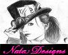 steampunk mad hatter art