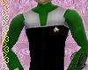 ST Officer's Vest - Grn