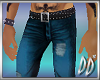 ~DD~ Worn Blue Denim V2