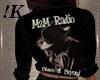 !K! F/ M2M Radio Shirt