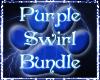 ~WK~Purple Swirl Bundle