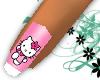[CF] Kitty nails PINK