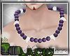 Demon Beads Purple