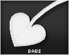 eWhite Heart Tail