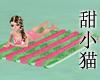 TXM Watermelon Float