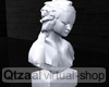 . Lady Bust Statue