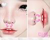 ♡ Big Septum Pink