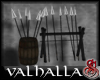 Valhalla Spear Rack