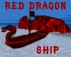 (S)Red Sea Dragon Ship