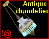 !@ Antique chandelier