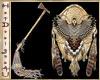 ~H~Native Hatchet Eagle