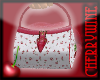 {CW} Cherry Purse