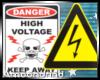 AM:: High Voltage Signs