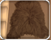 Dark-grey Sheepskin Rug