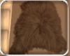 Dark-grey Sheepskin Rug