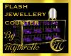 FLASH JEWELLERY COUNTER