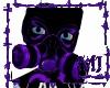 [MJ] Purple Gas Mask
