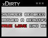 D  True Love